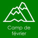 camp février